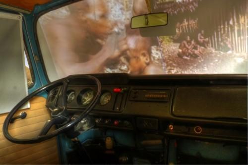 Christoph Keller. Expedition Bus and Shaman Travel. Foto: V.Alexeev