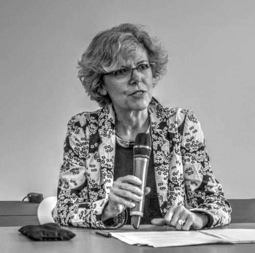 Dr. Annette Schwandner, Nieders. Ministerium für Wissenschaft und Kultur, Foto: V.Alexeev