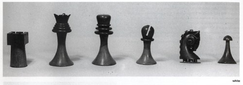 Source: http://www.core77.com/posts/27268/Combining-Detective-Work-CAD-and-3D-Printing-to-Recreate-Duchamps-Lost-Chess-Set-from-1918