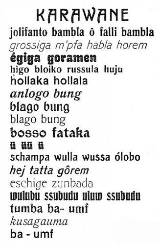 Dada Almanach. Berlin: Erich Reiss Verlag, 1920, S. 53